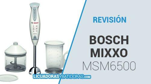 Batidora Bosch MSM6500
