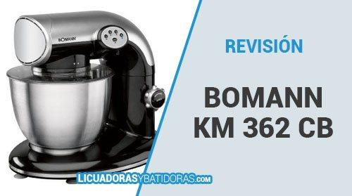 Batidora Amasadora Bomann KM 362 CB