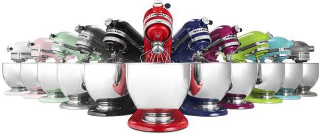 robot de cocina KitchenAid 5KSM150PSEER