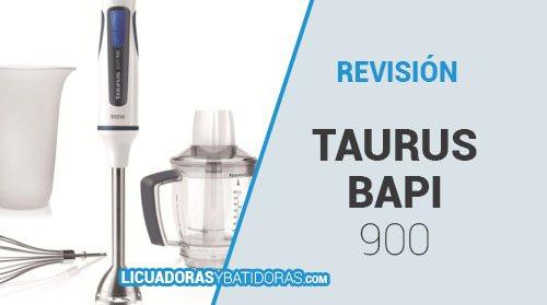 Batidora Taurus Bapi