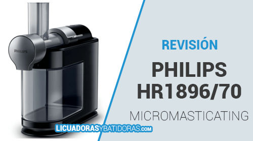 Licuadora Philips HR1896/70