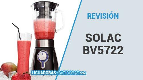 Batidora de Vaso Solac BV5722