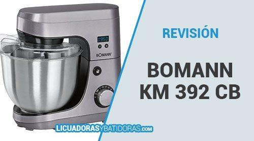 Batidora Amasadora Bomann KM 392 CB