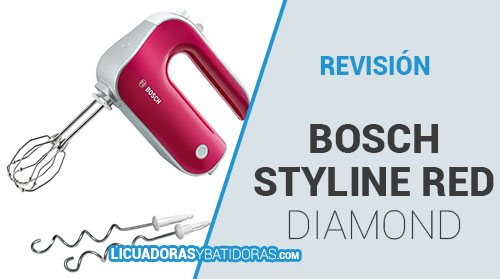 bosch styline red diamond