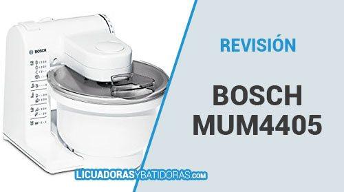 Batidora Amasadora Bosch MUM4405