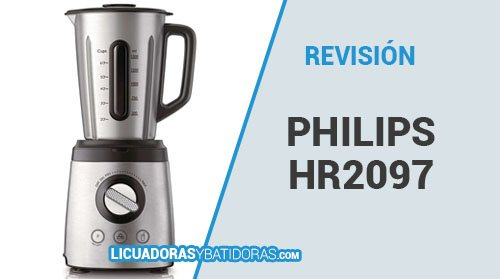 Batidora Philips HR2097/00