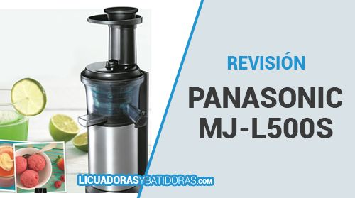 revision panasonic mj l500s
