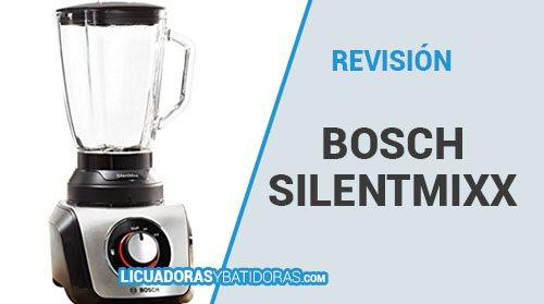 Batidora de Vaso Bosch SilentMixx MMB65G0M