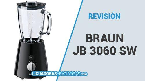 Batidora de Vaso Braun JB 3060 SW