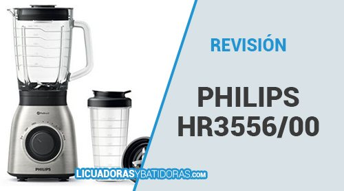 Batidora de Vaso Philips HR3556/00