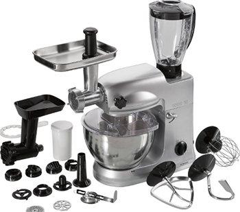 diferencias entre robot de cocina y amasadora