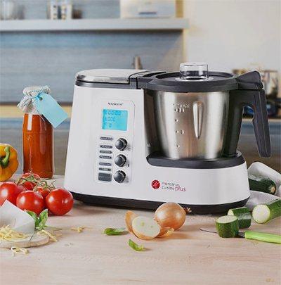 Top 5 mejor robot de cocina del 2018 alternativas al for Robot cocina bebe opiniones