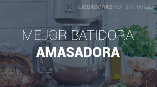Batidoras Amasadoras