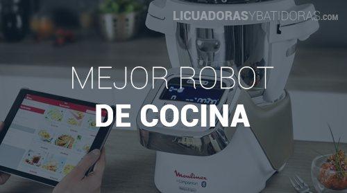 Web sobre licuadoras y batidoras m s grande en espa ol for Cual es el mejor robot de cocina
