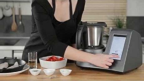 Mycook touch robot de cocina mas innovador