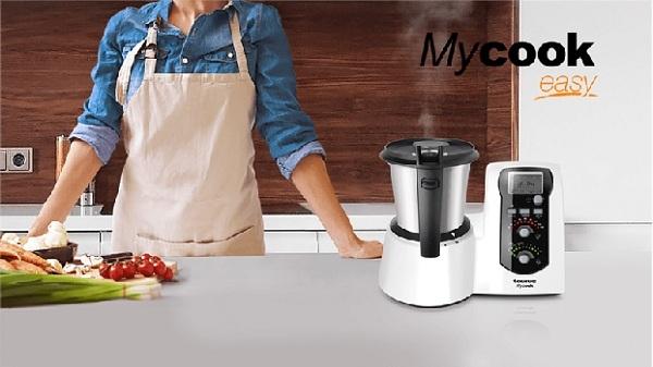 mycook easy robot de cocina por induccion