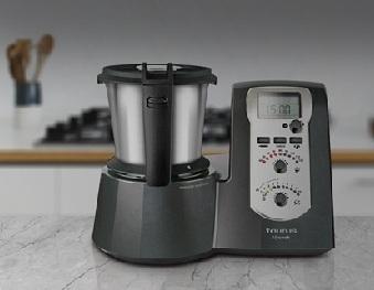 mycook legend robot de cocina por inducción