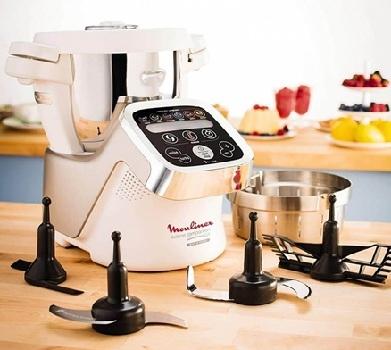 robot de cocina maulinex cuisine companion