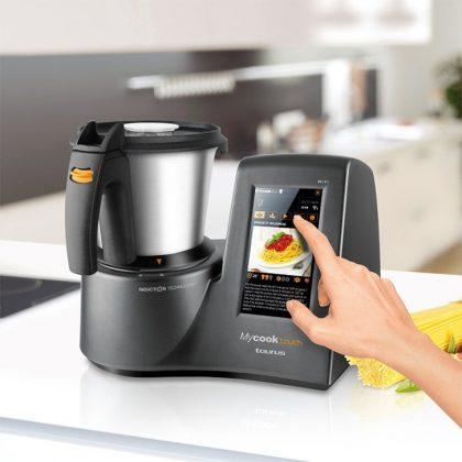 robot de cocina taurus mycook touch opiniones