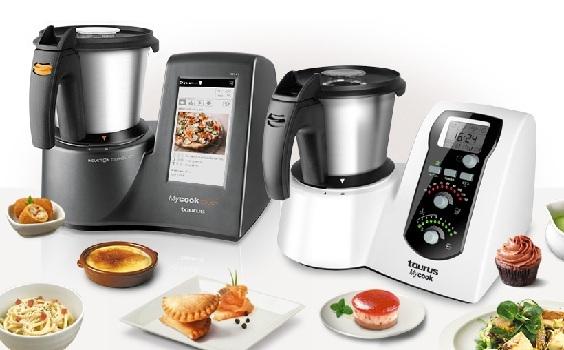 seleccion del mejor robot de cocina taurus