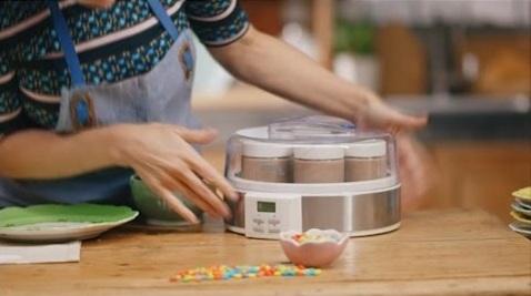 Caracteristicas de una yogurtera