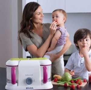 Que Robot de Cocina para Bebes Comprar