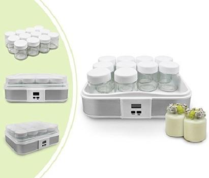 Yogurtera de Gran Capacidad