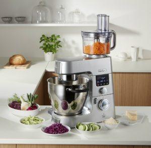 Por Que Comprar el Robot de Cocina Kenwood Cooking Chef