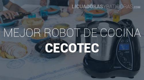 Robots de Cocina Cecotec