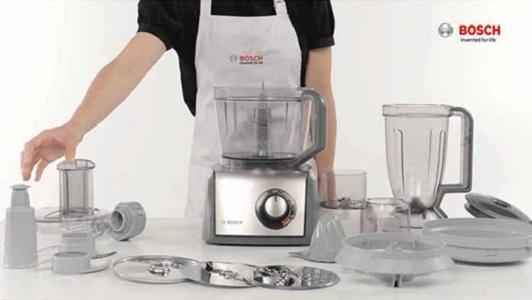 opiniones robot de cocina bosch