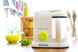 Procesador de alimentos Beaba babycookx3
