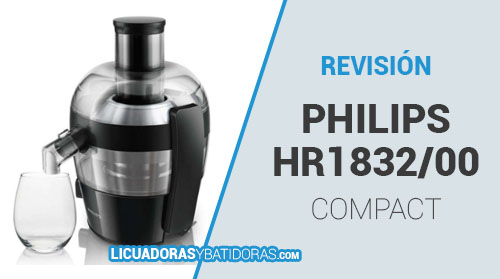 Licuadora Philips HR1832