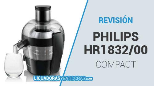 Licuadora Philips HR1832
