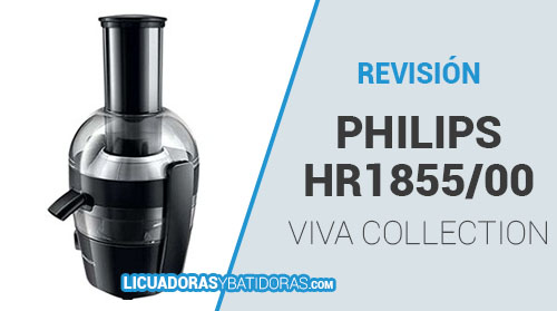 Licuadora Philips HR1855/00