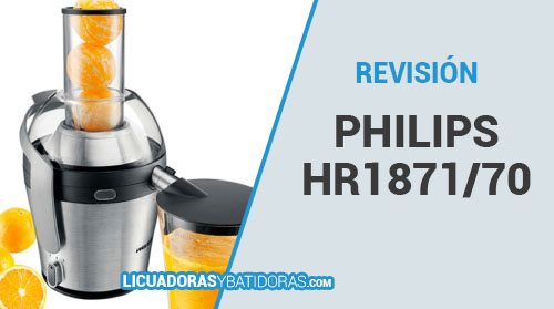 Licuadora Philips HR1871/70