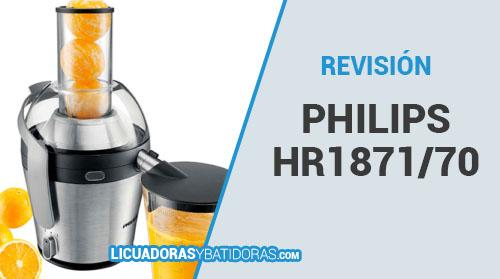 Licuadora Philips HR1871/70
