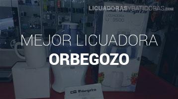 Licuadoras Orbegozo