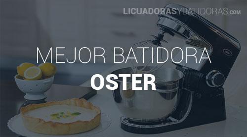 Batidoras Oster