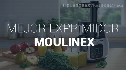 Exprimidor Moulinex