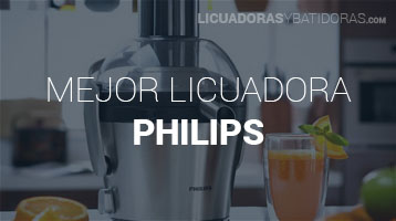 Licuadoras Philips