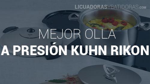 Olla a Presión Kuhn Rikon