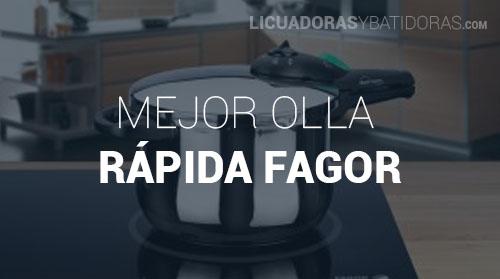 Olla Rápida Fagor