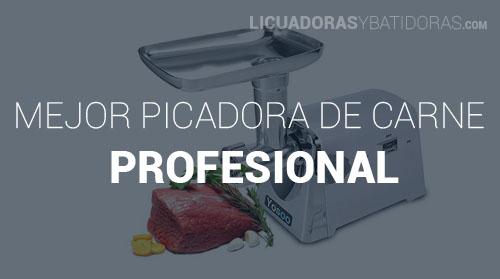 Picadora de Carne Profesional