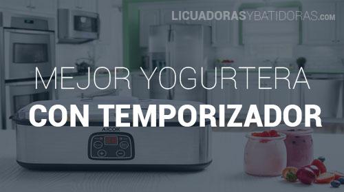 Yogurtera con Temporizador
