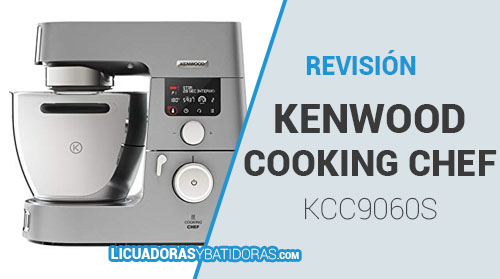 Robot de Cocina Kenwood Cooking Chef KCC9060S