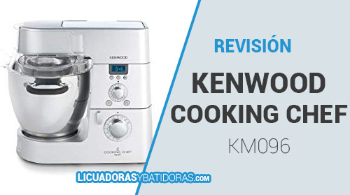 Robot de Cocina Kenwood Cooking Chef