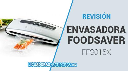 Envasadora al Vacío Foodsaver FFS015X