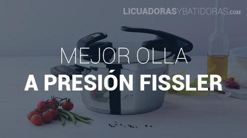 Olla a Presión Fissler