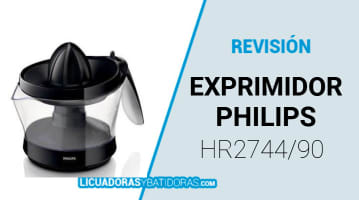 Exprimidor Philips HR2744/90