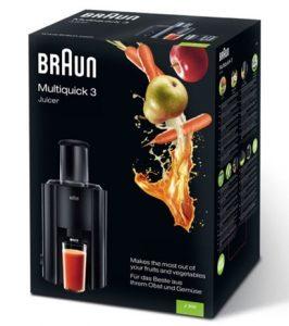 Braun - El Mejor Exprimidor